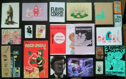 Our Mocca Fest haul